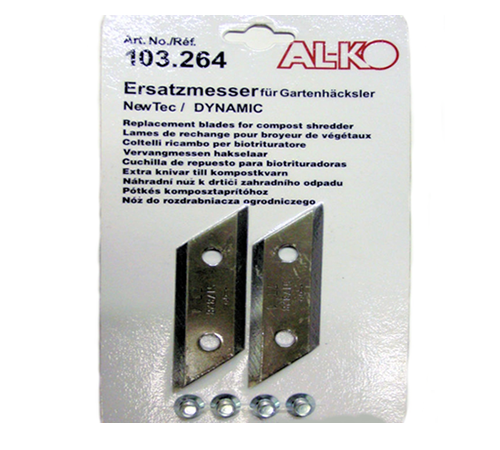 Click to view product details and reviews for Al Ko Shredder Blade Pre Pack 103264.