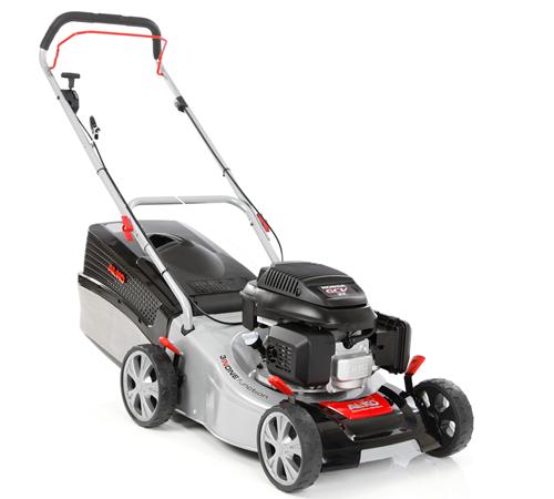 AL-KO 4210H Easy Mow 3-in-1 Push Lawn mower