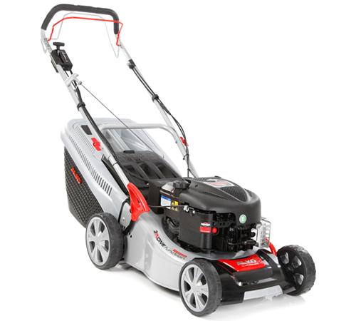 AL-KO 430BRE Premium 3-in-1 Self Propelled Lawn mower