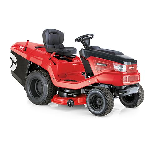 ALKO Solo T23125 HD V2 Rear Collect Garden Tractor