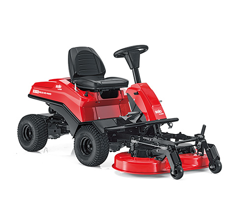 AL-KO Solo FC 13-90.5 HD 4WD Front Deck Ride on Lawnmower