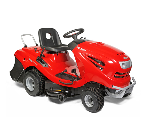 AL-KO T16-102 HD Edition Rear Collect Ride On Lawnmower