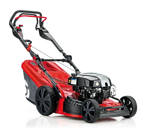 AL KO Solo 4755 VS Petrol Rotary 4 Wheel Lawn Mower