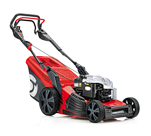 AL KO SOLO 4855 SP ALU Petrol Rotary Lawn Mower