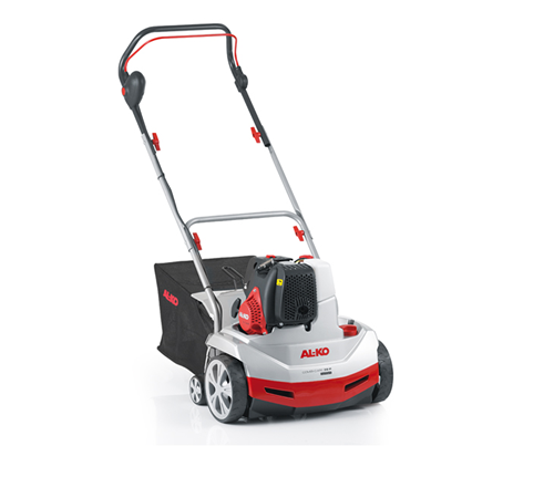 AL-KO Comfort 38P Petrol Combi Care Lawnrake and Scarifier
