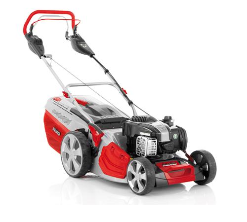 AL-KO Highline 473SP 4-in-1 Self Propelled Lawn mower - lawn mowers > petrol lawn mowers > self propelled lawn mower