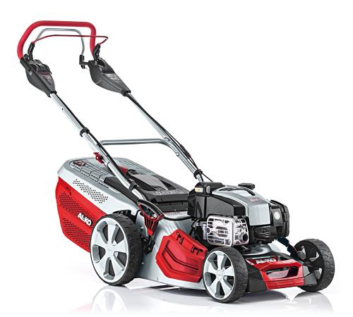 AL KO Highline 476 SPI Electric Start 4in1 Self Propelled Lawnmower