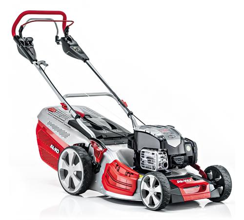 AL KO Highline 527 VS 4INONE Variable Speed Petrol Lawnmower