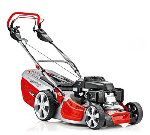 AL KO Highline 527 VS H 4INONE Variable Speed Petrol Lawnmower