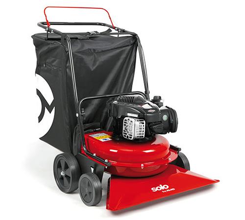 AL KO Solo 750P Leaf Sweeper amp Garden Vacuum