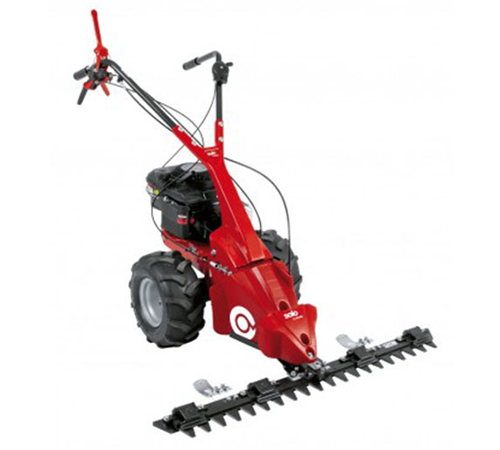 The AL-KO BM5001-R II is a powerful 4 stroke petrol engined scythe mower designed to undertake the specialist tasks of cutting back undergrowth in pad