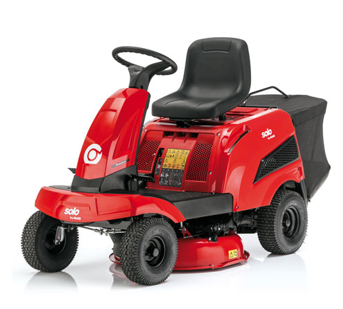 ALKO R7-65.8 HD Premium Ride On Mower