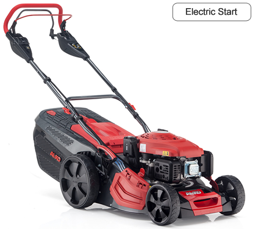 AL-KO Premium 470 SPI-A Self-Propelled 4IN1 Electric Start Mower