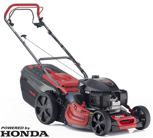 AL-KO Premium 520 SP-H Self-Propelled 4IN1 Petrol Lawnmower