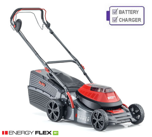 AL-KO Energy Flex Moweo 42.1 Li SP Cordless Self-Propelled Mower Kit