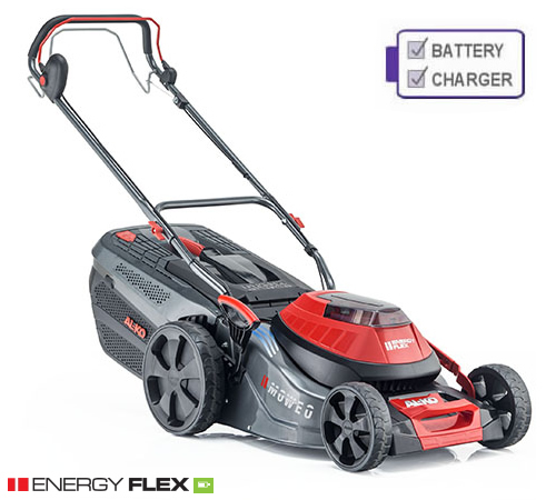 Click to view product details and reviews for Al Ko Energy Flex Moweo 460 Li Sp Cordless Self Propelled Mower Kit.