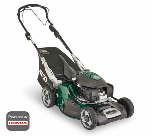 ATCO Quattro 22SH V 4 IN 1 Petrol Self-Propelled Lawnmower
