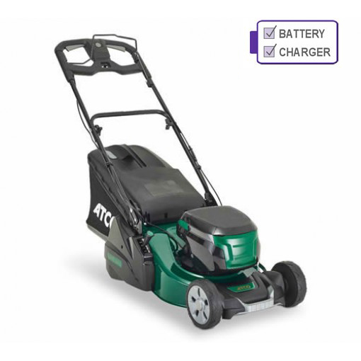 ATCO Liner 16S Li 80v Cordless Self-Propelled Rear Roller Mower with 4Ah Battery