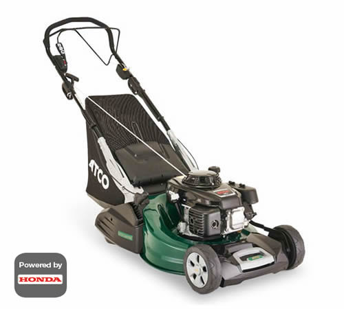 ATCO Liner 22SH BBC Self-propelled Rear Roller Lawnmower