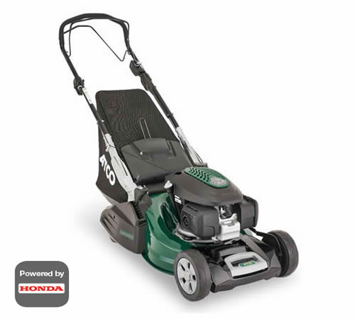 ATCO Liner 19SH V Self-Propelled Rear Roller Lawnmower