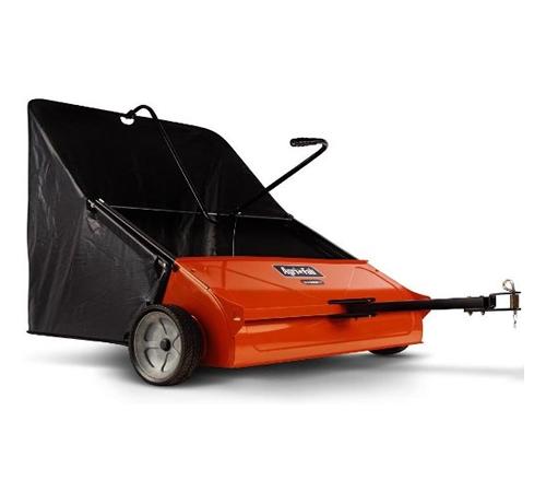 AGRI FAB Smart Sweep 44 inch Towed Leaf Sweeper