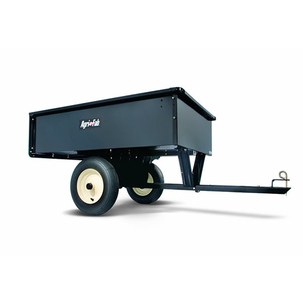 Agri Fab Tow Utility Steel Tipping Trailer
