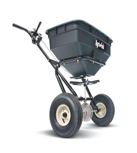 Lawn Mowers UK AGRI-FAB 100lb Push Broadcast Spreader