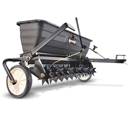 AGRI FAB 42 inch AeratorSpreader