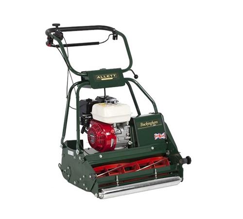 Allett Buckingham 30H Semi-Pro Petrol Cylinder Mower