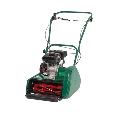Allett Classic 14L Self Propelled Petrol Cylinder Mower
