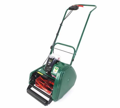 Garden Tools & Devices Allett Liberty 30 Cordless Cylinder Mower