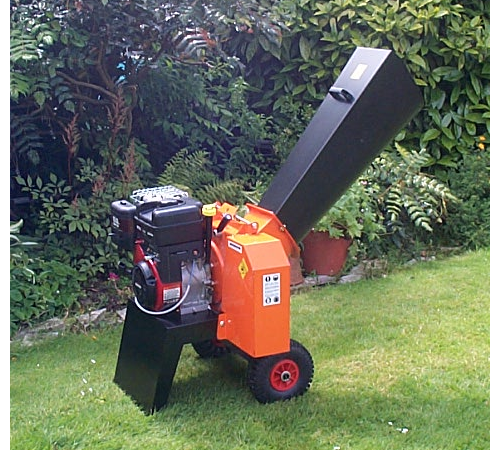 Apache BIO555 Petrol Chipper/Shredder