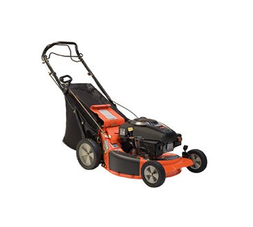 The Ariens LM21S is a self propelled 3 in 1 lawn mower with a Briggs & Stratton 161cc engine which has collect, mulch or side discharge functions. �Th