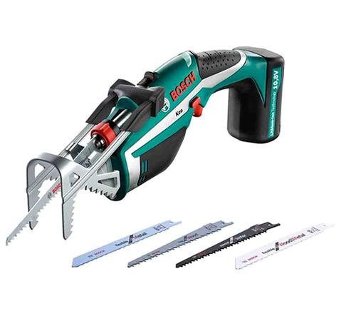 Bosch KEO Li-ion Garden Saw 5 Blade Set
