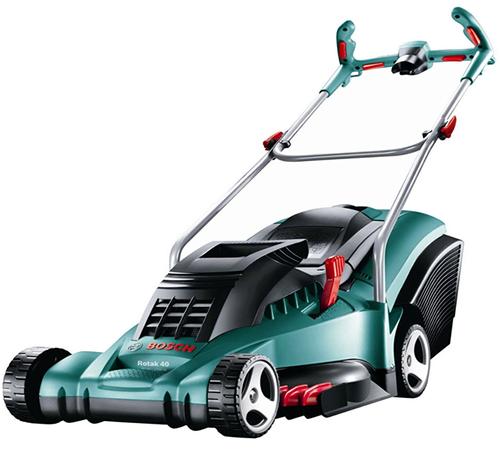 Lawn mower review why you need bosch rotak 40 ergoflex - Bosch rotak 40 ...