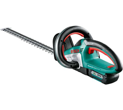 Bosch AdvancedHedgeCut 36 Cordless Hedge cutter