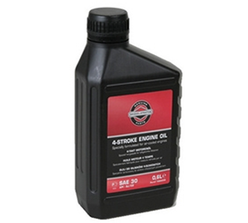 Genuine Briggs & Stratton Four Stroke Engine Oil 100005ETested and approved by Briggs & Stratton engineersWarranty certified and recommended in all Br