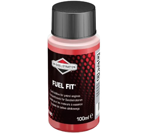 Briggs & Stratton Fuel Fit Stabiliser 100ml Bottle 992380Use Briggs & Stratton Fuel Fit �� fuel stabiliser products to help keep your fuel fit for up