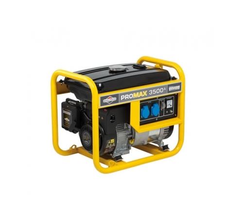 Briggs and Stratton Pro Max 3500A Long Run Petrol Generator