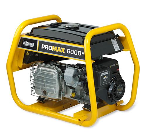 Briggs and Stratton Pro Max 6000A Petrol Generator