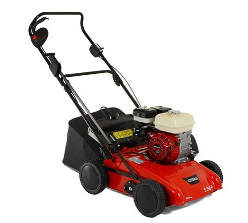 Cobra S390H 15 Inch Honda Engine Push Scarifier