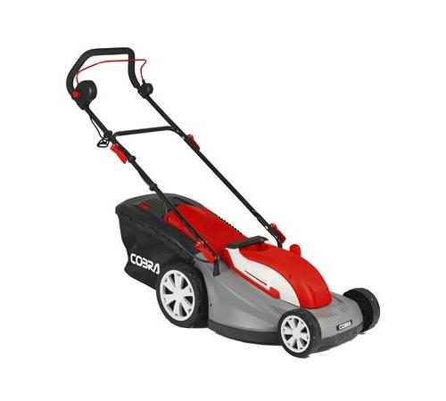 Cobra GTRM40 1500W 40cm Cut Electric Lawn mower