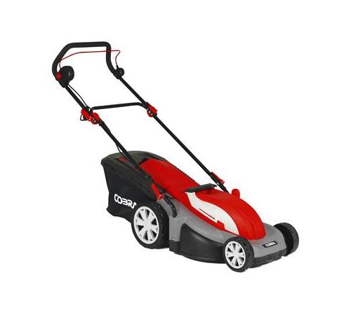 Cobra GTRM43 1800W 43cm Cut Electric Lawn mower