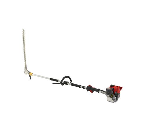 Cobra LRH 270K long reach hedge trimmer with Kawasaki petrol engine. Superb, value for money machine with 24