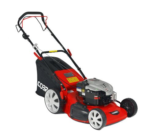 Cobra M51SPB 51cm 4 in 1 Self Propelled Petrol Lawn mower