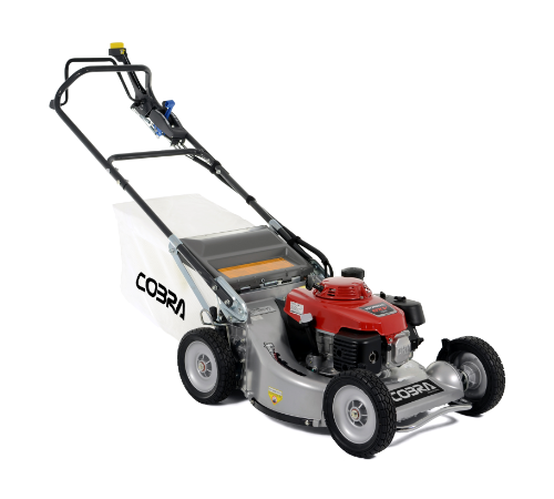 Cobra M53HSTPRO 21 inch Hydrostatic Petrol Lawnmower
