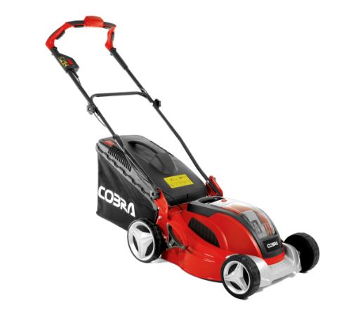 Cobra MX4140V 41cm Cut Push Cordless Lawn mower