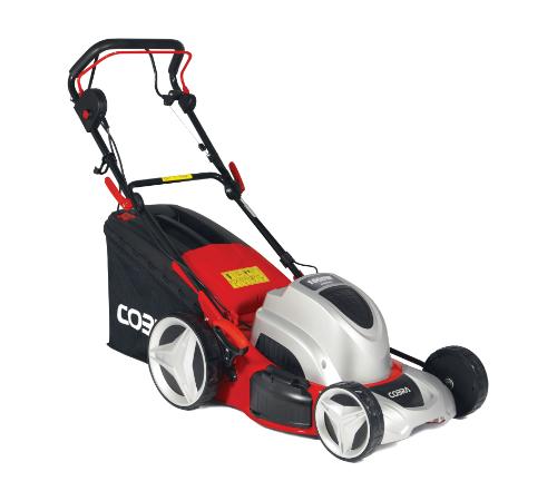 Cobra MX46SPE Self Propelled 46cm Cut Electric Lawn mower
