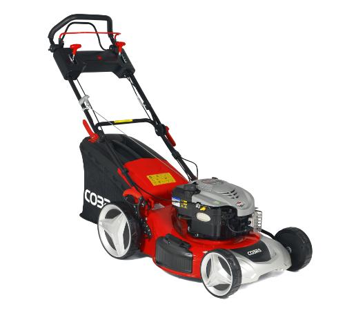 Cobra MX514SPB 51cm Cut 4 Speed Petrol Lawn mower