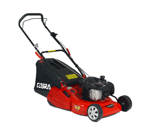 Cobra RM46B Push Petrol Rear Roller Lawn mower